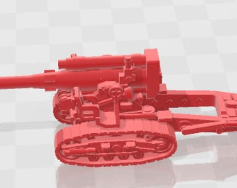 B4 Howitzer - USSR - Tanks - Armored Vehicle - World Of Tanks - War Game - Wargaming - Axis and Allies - Tabletop Games