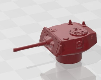 Ram Turrets - Canada - Tanks - Armored Vehicle - World Of Tanks - War Game - Wargaming - Axis and Allies - Tabletop Games
