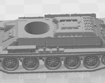 T34-76 Set 2 - USSR - Tanks - Armored Vehicle - World Of Tanks - War Game - Wargaming - Axis and Allies - Tabletop Games