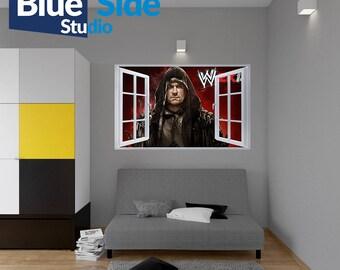 Wwe wall decor Etsy