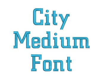 City blueprint font | Etsy