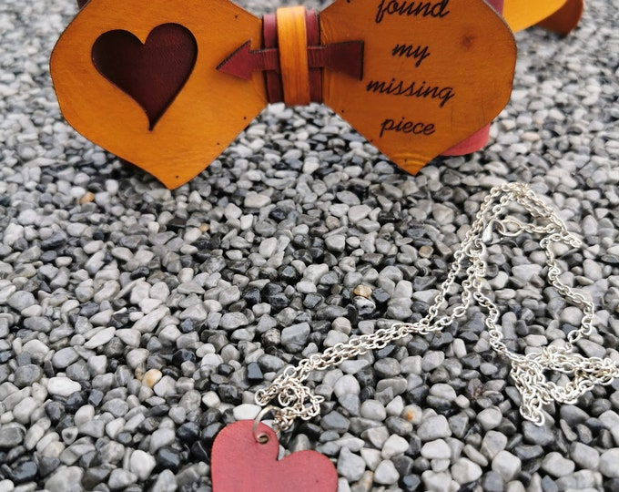 Valentine's Day fly 'Found my missing piece'