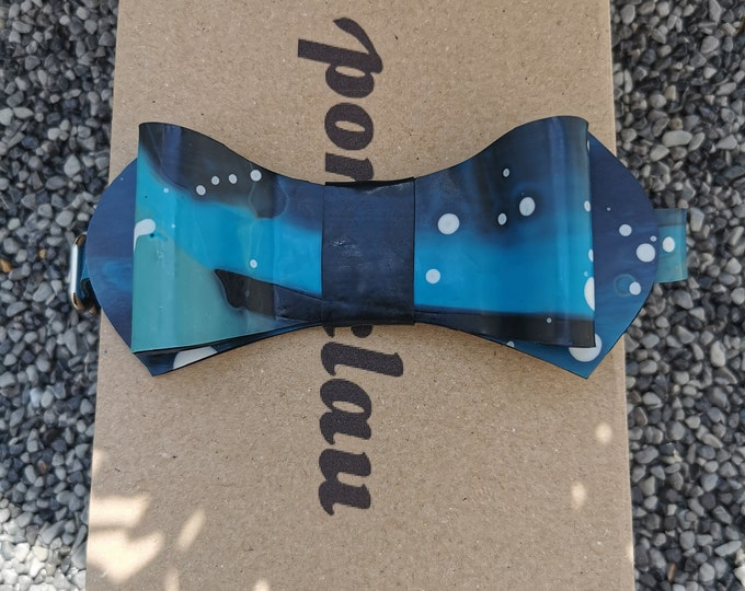 Latex Bow Tie 'Galaxy 1.0'