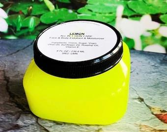 Lemon Exfoliator / Scrub