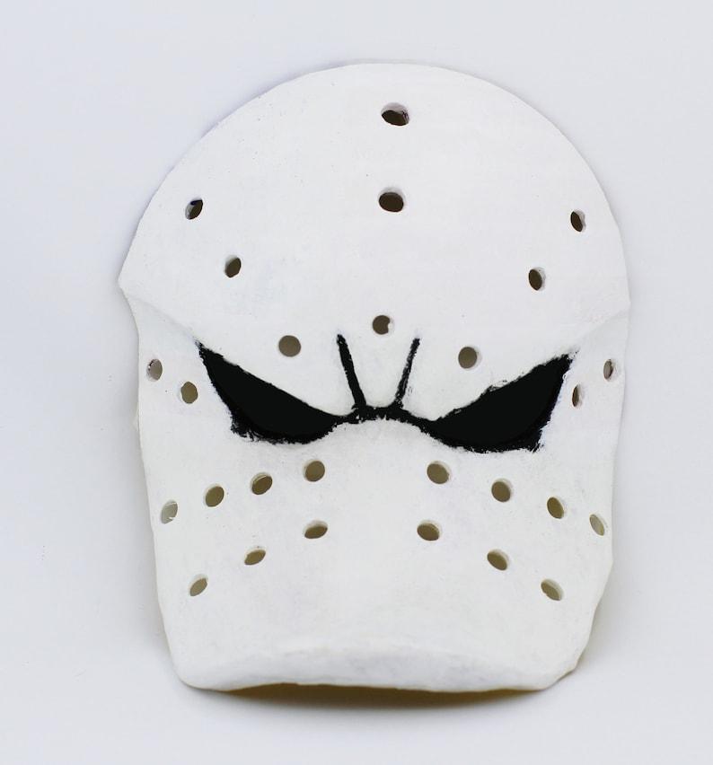 mighty ducks mask anaheim hockey