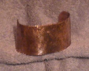 Hand Hammered Copper Bracelet