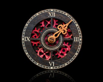 Elder Sign Clock