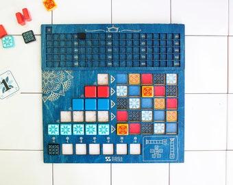 Azul Player Board(s) - Blue Color