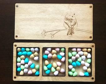 Wingspan Egg Organizer Box