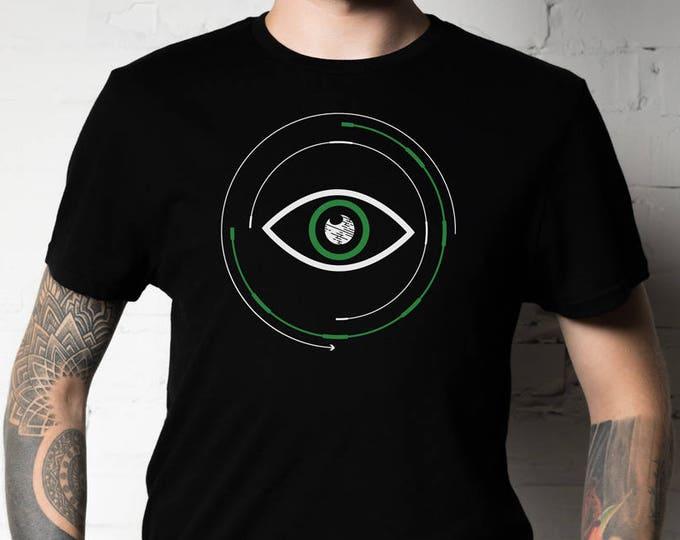 Star Wars X-Wing Focus Token Death Star Short-Sleeve T-Shirt