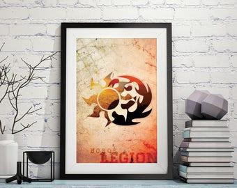 Boros Legion – Magic The Gathering Poster 11x17 Lustre Print