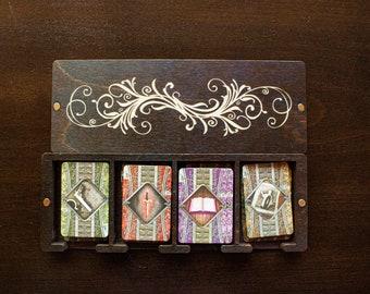 Item Card Holder for Elder Sign