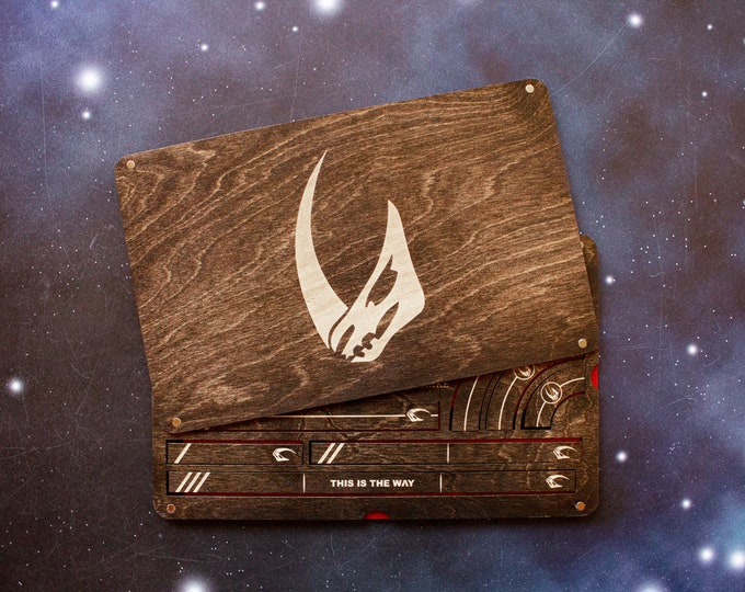 Featured listing image: X-Wing Miniatures Template Tray 2.0 - Mudhorn Edition - KONA Color