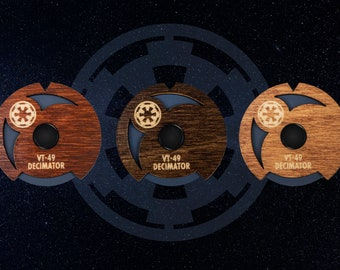 X-Wing Dial Cover | Galactic Empire