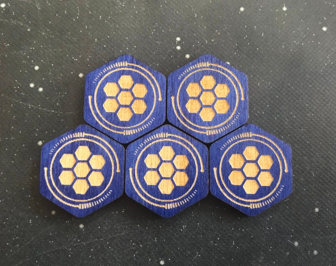 Shield Tokens – X-Wing 2.0 – Double Sided