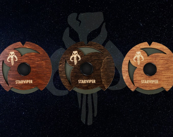 X-Wing Dial Cover | Scum & Villainy