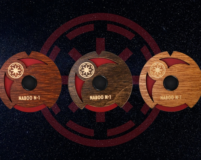 X-Wing Dial Cover | Galactic Republic