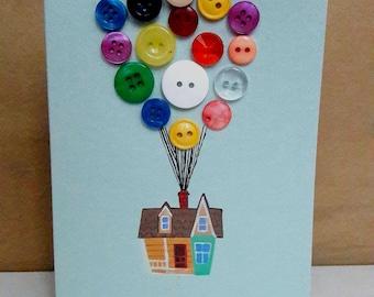 Greeting card,handmade,birthday card,best wishes,personalised