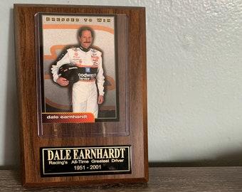 Dale Earnhardt Race 9 Card Lot NASCAR Racing Reflections Factory Gift Idea Free Shipping Star Race Car Driver Rare Collectible Maxx Traks