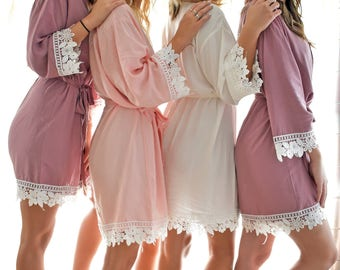 abc2efd89b Bridal party robes