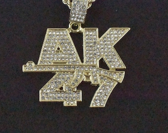 "30/""MEN Stainless Steel 7mm Silver Miami Cuban Curb Chain Cross Pendant*AI15"