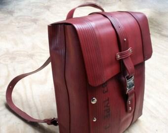 EVERS-OM-pack, backpack, rucksack, fire hose, laptop bag