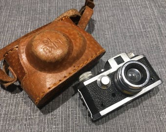 Miniature camera KIKU 16 1956 - not to be missed!