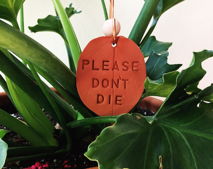 Featured listing image: PLEASE DONT DIE