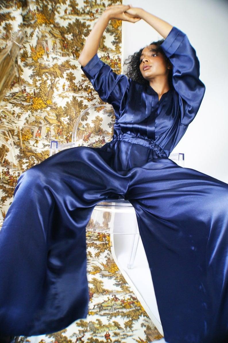 89d9ed4559b9 Vintage redesigned Victoria Secret Jumpsuit