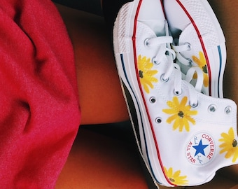 Sunflower converse  86dd65597cb15