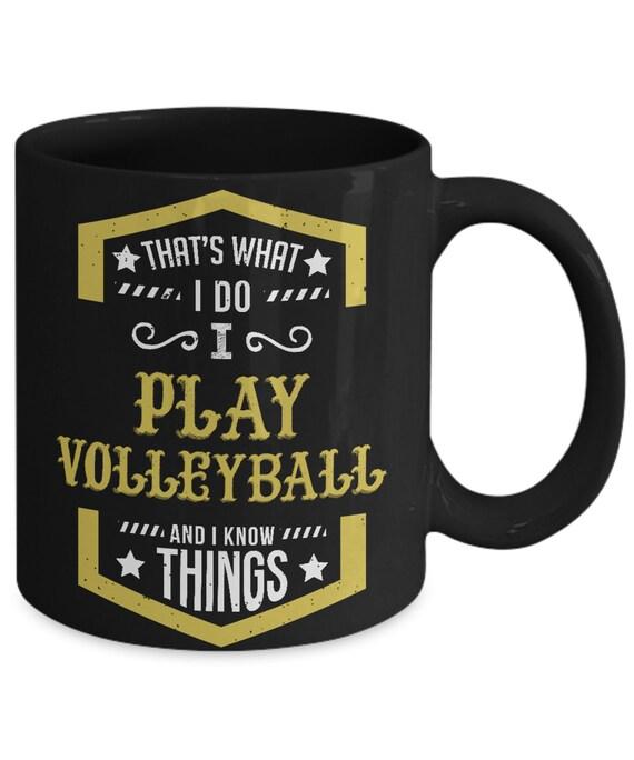Volleyball Mug Gifts Player