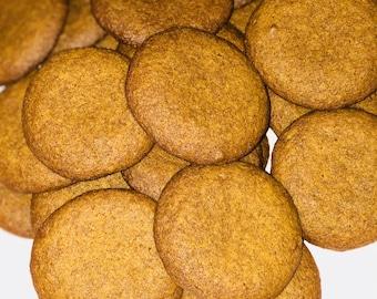 The Vampire Slayer (Garlic Molasses Cookie)