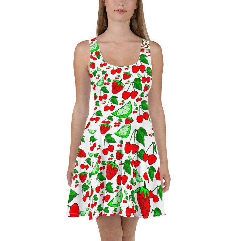 Christmas Dress Cherry Dress You are my sweet strawberry pie made with freshness and love Merry Christmas dress check it out