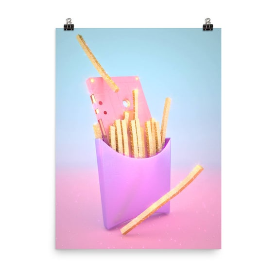 Fries with Cassette