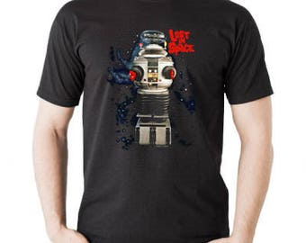 Lost in Space Robot Tee