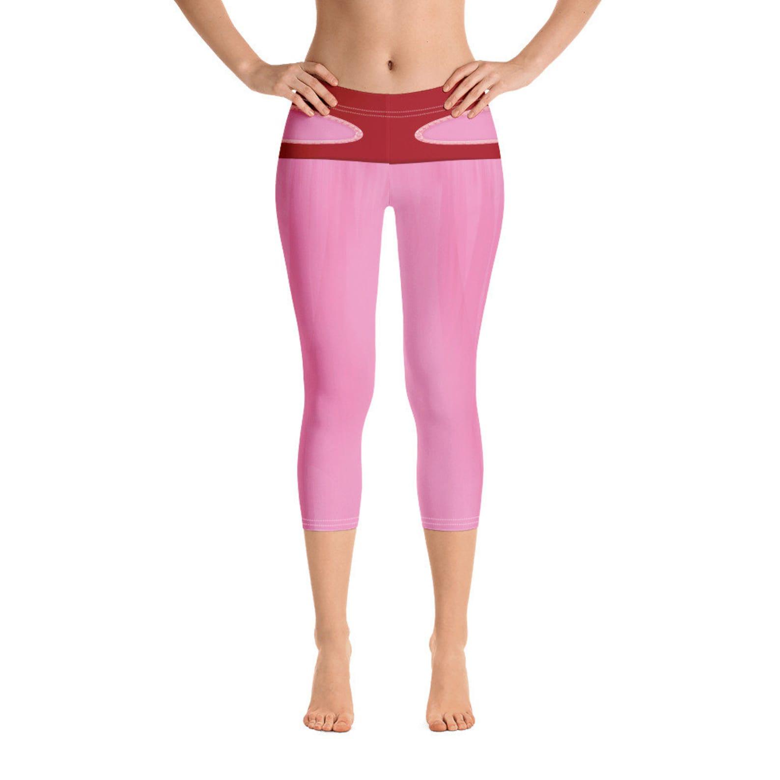 Jeannie inspiriert Kostüm Leggings Ich träume von Jeannie
