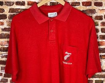Vintage Early 90's Portland Trail Blazers Men's XL Collar Tee Shirt