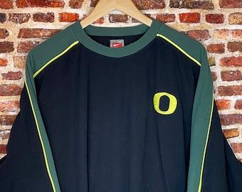 Vintage Nike Oregon Ducks Men's XL Fleece Sweatshirt Rare