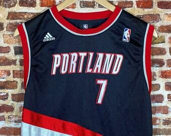 Vintage Brandon Roy Portland Trail Blazers Youth Large (14-16) Jersey Rare