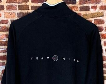 "Vintage 90's Nike ""Team Nike"" Men's Medium Employee Issue Exclusive Track Jacket"