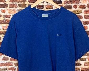 Vintage Nike Classic Mini Swoosh Men's Medium Tee Shirt