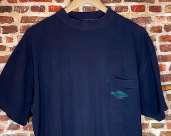 Vintage 90's Pendleton Men's Large Classic Pocket Tee Shirt