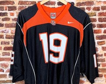 Vintage Oregon State Beavers Football Men's Medium #19 Jersey made by Nike
