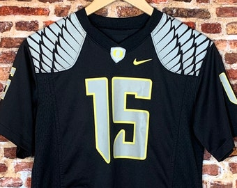 Oregon Ducks Football Patrick Chung Youth Medium (10-12Y) #15 Jersey Rare made by Nike