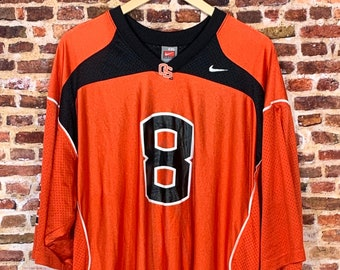 Vintage Oregon State Beavers Football James Rodgers Men's 2XL #8 Jersey Rare made by Nike
