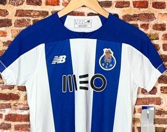 FC Porto Soccer Youth Medium (10-12Y) Jersey made by New Balance