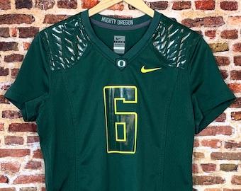 Oregon Ducks De'Anthony Thomas Women's Large #6 Jersey Rare made by Nike
