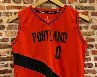 Damian Lillard Portland Trail Blazers Youth XL Jersey made by Fanatics