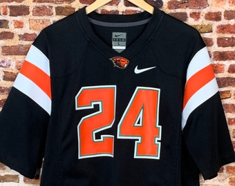 Oregon State Beavers Football Men's Large #24 Jersey made by Nike