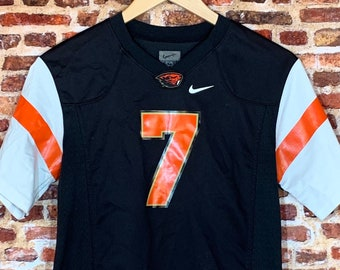 Oregon State Beavers Football Brandin Cooks Youth Medium (10-12Y) #7 Jersey RARE made by Nike